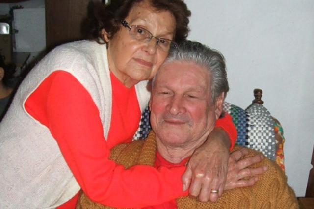 Marido e mulher casados havia 66 anos morrem no mesmo dia Reprodução/Reprodução