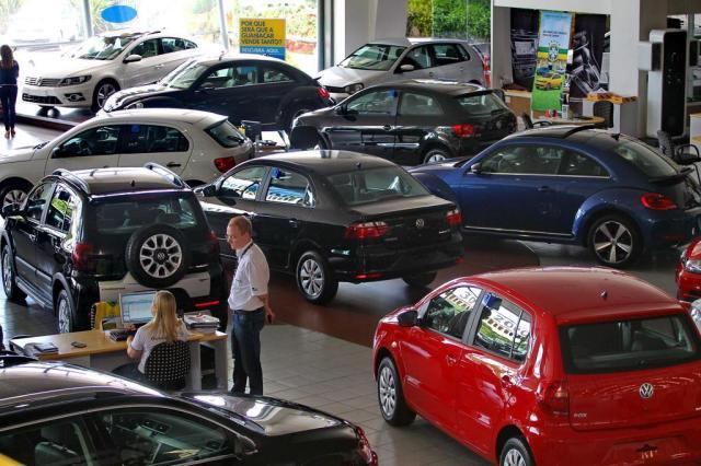 Vendas de veículos tiveram queda de 3,4% em dezembro, aponta IBGE Dani Barcellos/Especial