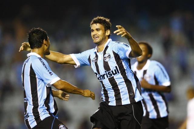 Barcelona quer contratar ex-atacante do Grêmio Ricardo Duarte/Agencia RBS