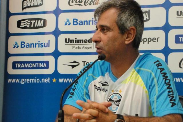 Mahseredjian garante que time principal do Grêmio estreia antes do Gre-Nal Augusto Turcato/Agência RBS