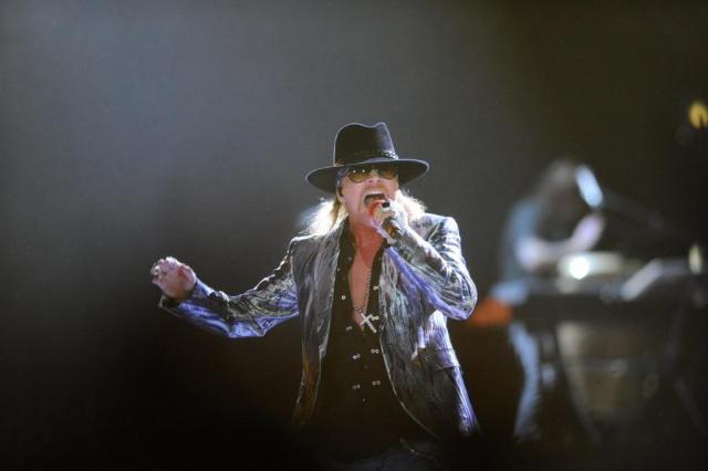Guns N' Roses muda local de show em Porto Alegre para o Pavilhão da Fiergs Mauro Vieira/Agencia RBS