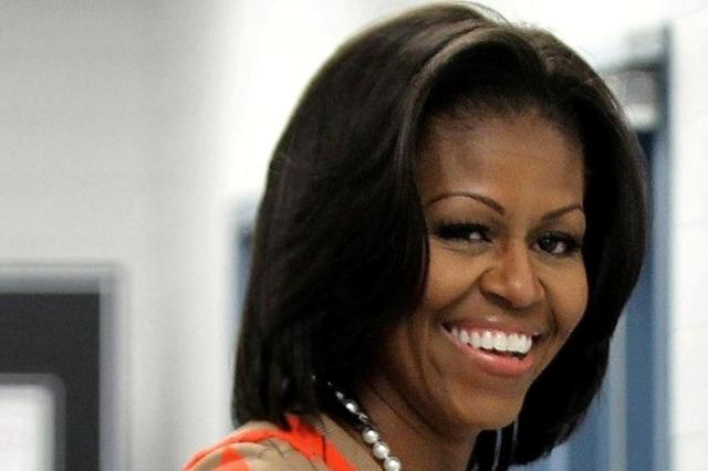 "Michelle Obama fará participação especial na série ""Parks and Recreation"" Alex Wong/Getty Images North amarica/AFP"