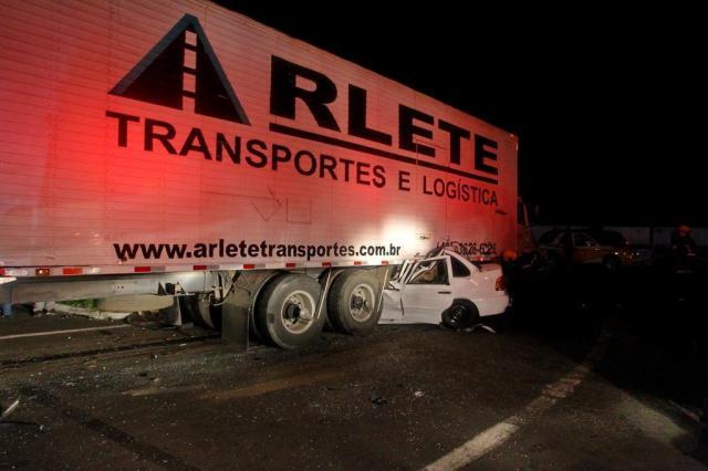 Homem morre em acidente na ERS-239, em Novo Hamburgo Dani Barcellos/Especial