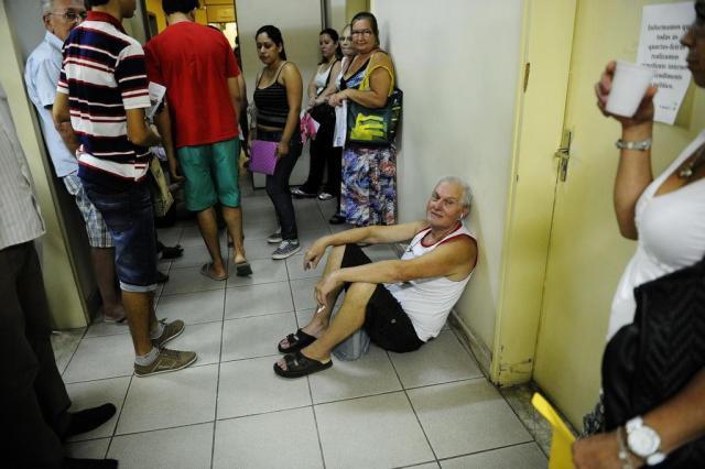 Farmácia de Medicamentos Especiais do Estado testa mudança no atendimento Marcelo Oliveira/Agencia RBS