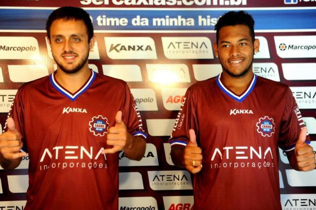 Dieyson pode ser a novidade do Caxias para jogo desta quarta-feira contra o Esportivo Roni Rigon/Agencia RBS