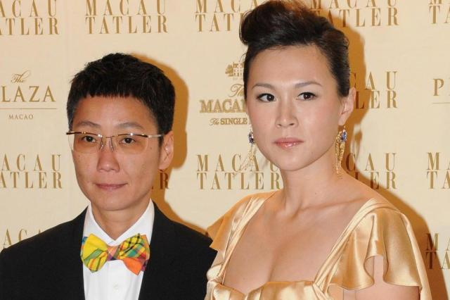 Filha de magnata de Hong Kong implora para o pai aceitar sua sexualidade Apple Daily/AFP PHOTO