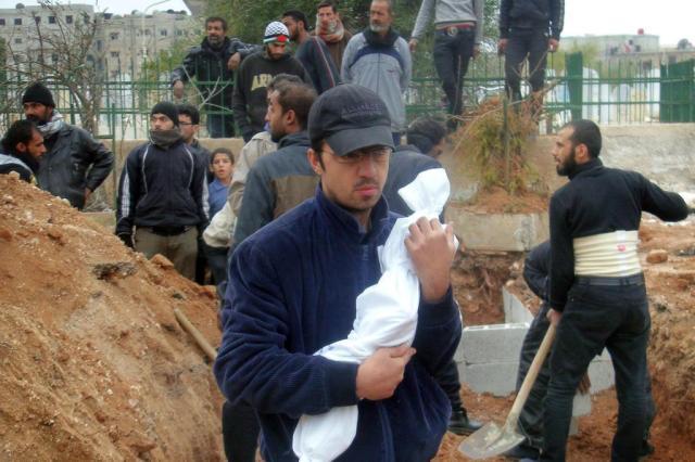 Fome atinge 20 mil moradores em bairro palestino sitiado pelo regime AFP/AFP