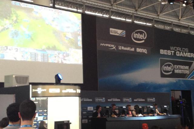 Campeonatos de videogame animam geeks na Campus Party Cadu Caldas/Agencia RBS