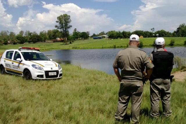 Adolescente morre afogado em Santa Maria Jean Pimentel/Agência RBS