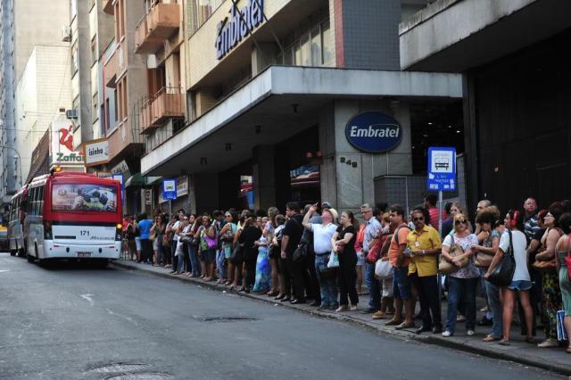 Como foi ficar um dia sem ônibus em Porto Alegre Carlos Macedo/Agencia RBS
