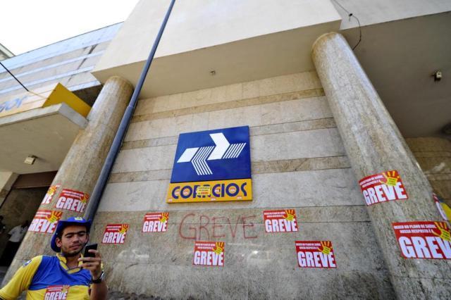 Greve dos Correios será julgada pelo TST em 12 de março Lauro Alves/Agencia RBS