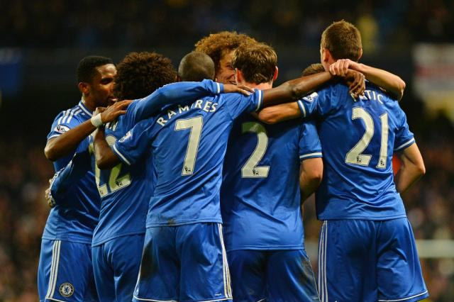 Chelsea é suspeito de manipular o Campeonato Holandês Paul Ellis/ AFP/