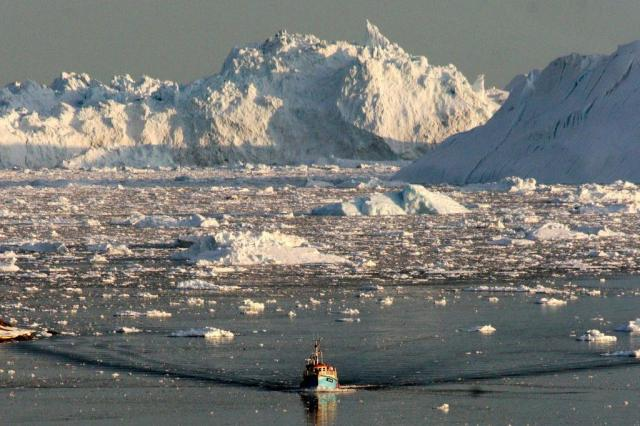 Evidências comprovam a urgência da luta contra o aquecimento global Steen Ulrik Johannessen/AFP
