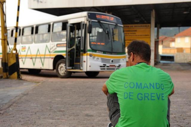 Os interesses que turbinaram a greve dos rodoviários Diogo Zanata/Especial