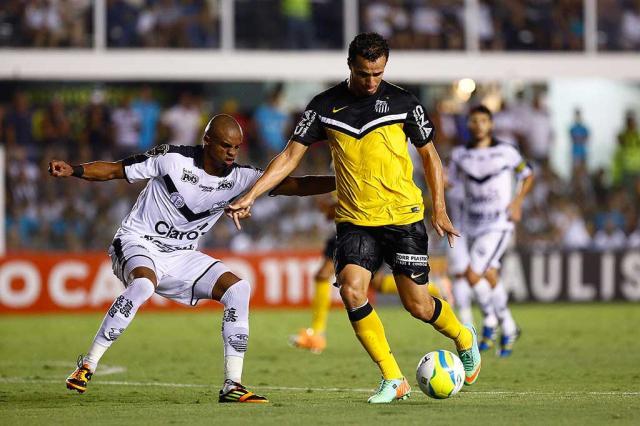 Números do Santos pioram com Damião, mas técnico banca titularidade Ricardo Saibun / Divulgação SantosFC/