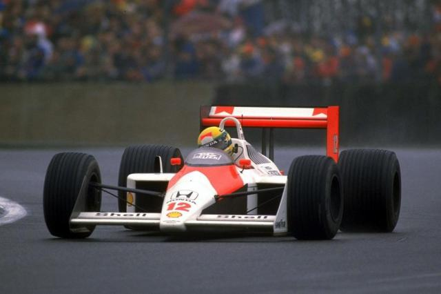 Senna teria encerrado a carreira na Ferrari, diz Montezemolo Divulgação/Divulgação