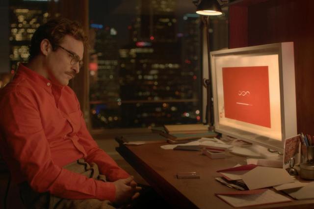"""Concorrendo a cinco Oscar, drama romântico """"Ela"""" é o novo filme de Spike Jonze Sony/Divulgação"""