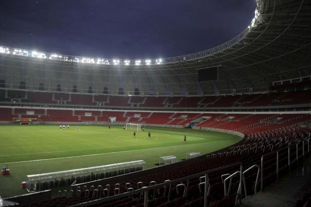 """""""Existe o risco de perdermos a Copa do Mundo. E ele não é pequeno"""", afirma Giovani Luigi Lauro Alves/Agencia RBS"""