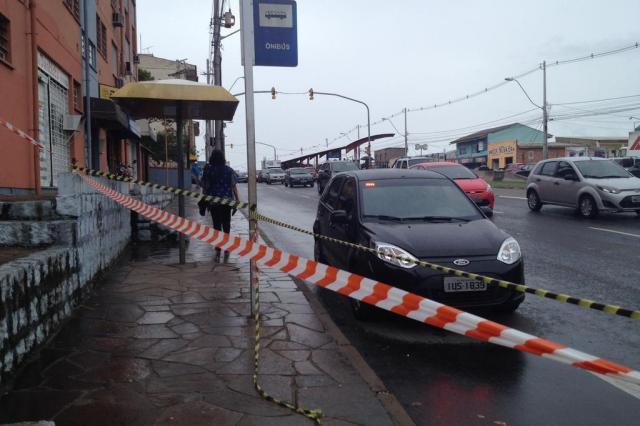 Duas mortes em tentativa de assalto na Zona Norte da Capital Lívia Stumpf/Agência RBS