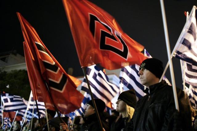 A voz da extrema direita avança sobre a Europa Louisa Gouliamaki/AFP