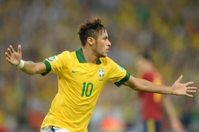 Neymar sonha em vencer a Copa do Mundo sobre a Argentina de Messi Vanderlei Almeida/AFP