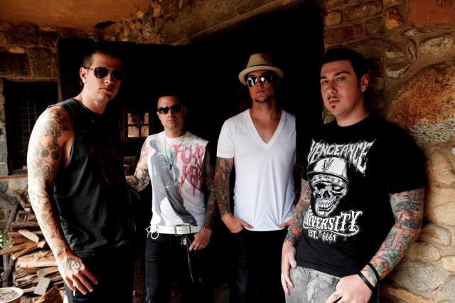 Avenged Sevenfold anuncia alteração na data de show em Porto Alegre  Clay Patrick McBride/Divulgação
