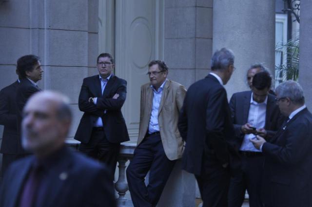 Fifa cancela entrevista de Valcke e promete solução para estruturas temporárias até quinta-feira Lauro Alves/Agencia RBS