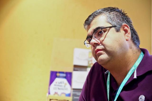 'Trazem até 12 toneladas de equipamento', explica gerente de competições sobre pautas do congresso Jessé Giotti/Agencia RBS