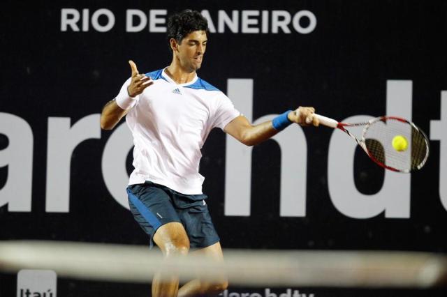 Bellucci vence a segunda e pega David Ferrer nas quartas do Rio Open Ricardo Ramos/Fotojump/Divulgação