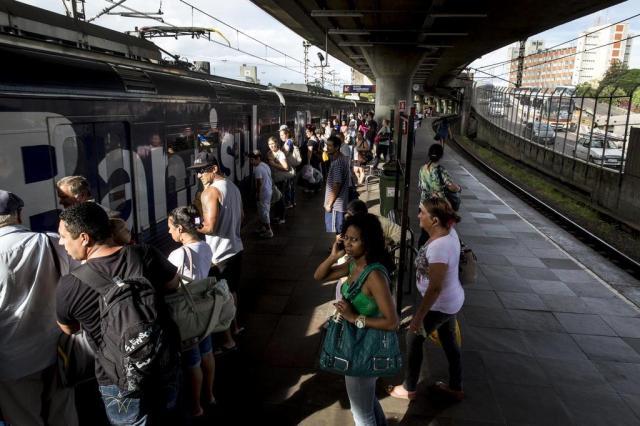 Em caso de emergência, socorro no trem pode depender até do trânsito Mateus Bruxel/Agencia RBS