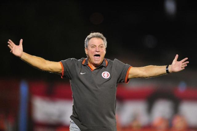 Com time misto, Inter enfrenta o Esportivo no Estádio do Vale Ricardo Duarte/Agencia RBS