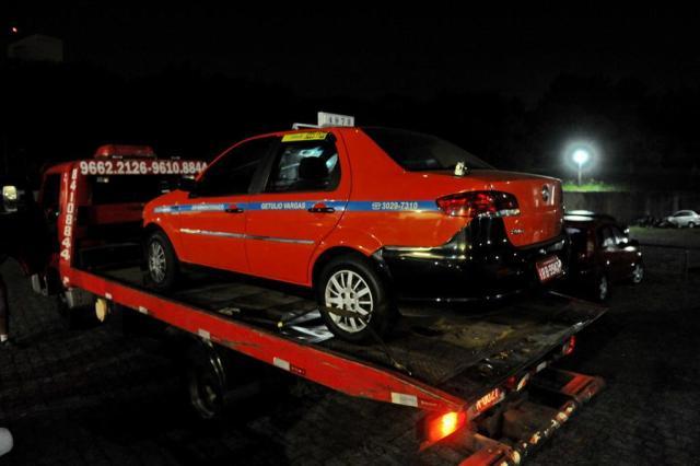 Estado de saúde de taxista esfaqueado em Porto Alegre é estável Diogo Zanatta/Especial