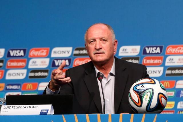 Luiz Felipe Scolari afirma que perder a Copa do Mundo em casa não seria um fracasso Alvarélio Kurossu/Agencia RBS
