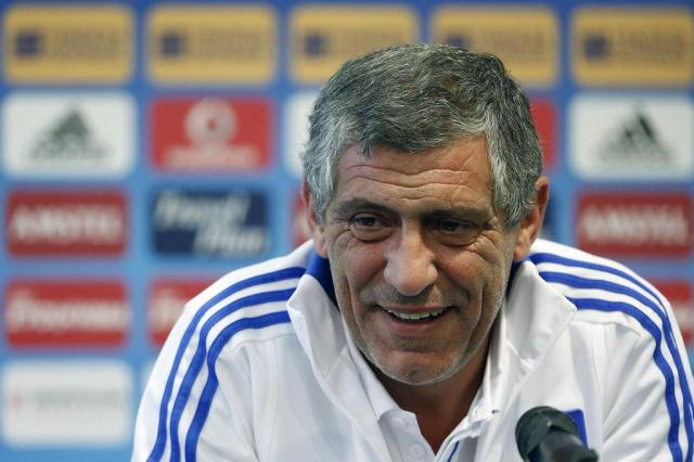 Treinador da Grécia comenta como será disputar a Copa no Brasil Foto da internet/Foto da internet