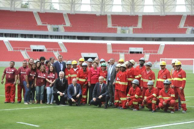 A Copa no RS em cifras: estimativa aponta investimento de R$ 569,9 milhões para receber o Mundial Lauro Alves/Agencia RBS