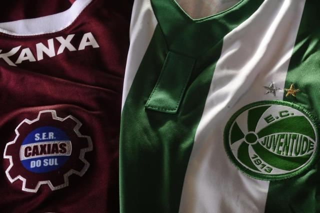 Clássico Ca-Ju vai abrir a Série C do Brasileiro de 2014 Porthus Junior/Agencia RBS