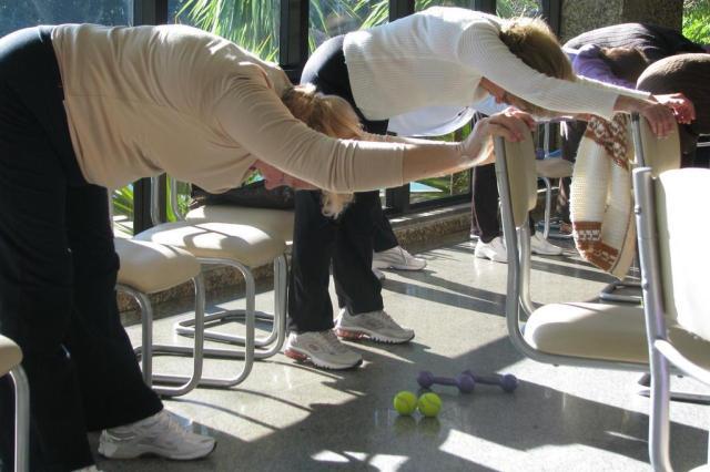 Passar muito tempo sentado pode causar incapacidade física após os 60 anos Sabrina Silveira/Especial