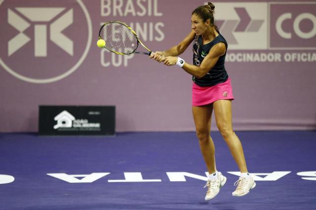 Brasileiras buscam vagas na chave principal do Brasil Tennis Cup Charles Guerra/Agencia RBS