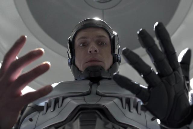 """Astros de """"RoboCop"""" elogiam trabalho de José Padilha Sony/MGM/Divulgação"""