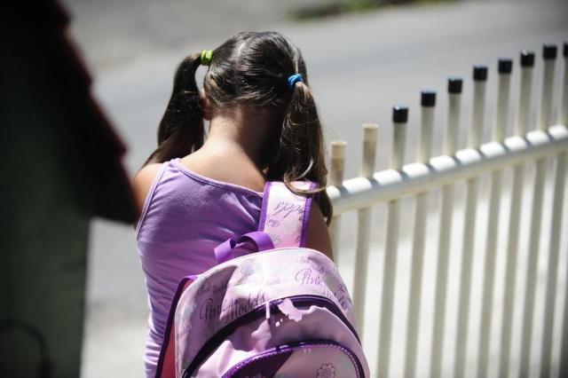 Fisioterapeuta indica como evitar dores nas costas entre as crianças Diorgenes Pandini/Agencia RBS