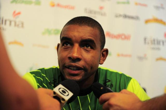 """Boa fase de Zulu é arma do Juventude no Ca-Ju: """"Não tenho a vaidade de jogar bem. Eu quero fazer gols"""" Roni Rigon/Agencia RBS"""