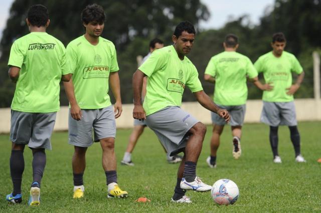 Veranópolis comemora semana só de treinos em preparação ao jogo contra o Juventude no sábado Porthus Junior/Agencia RBS