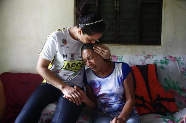 Afogamento de canoísta gaúcha de 15 anos foi marcado por série de erros Adriana Franciosi/Agencia RBS