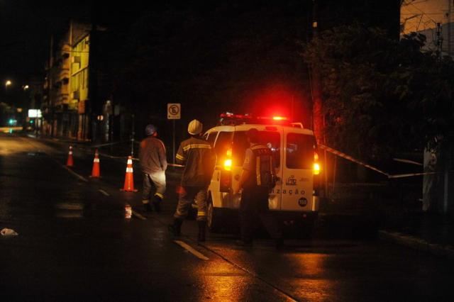 Vento forte provoca falta de luz em pontos de Porto Alegre Diogo Zanatta/Especial