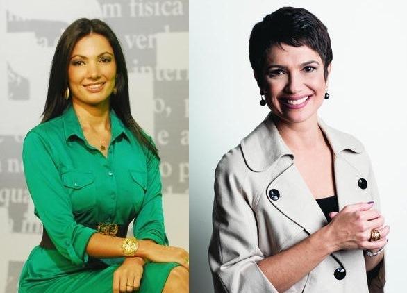 No Dia da Mulher, Jornal Nacional terá duas apresentadoras pela primeira vez Divulgação/Divulgação