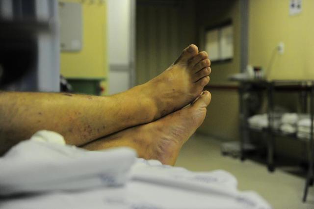'A minha dor não é nada perto das pessoas que perderam a vida' diz motorista envolvido em acidente em Caxias Roni Rigon/Agencia RBS