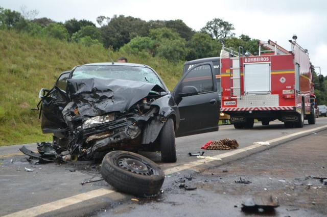 Acidente deixa um morto e seis feridos na BR-386, em Carazinho Marcos Cardoso/Grupo Gazeta/Especial