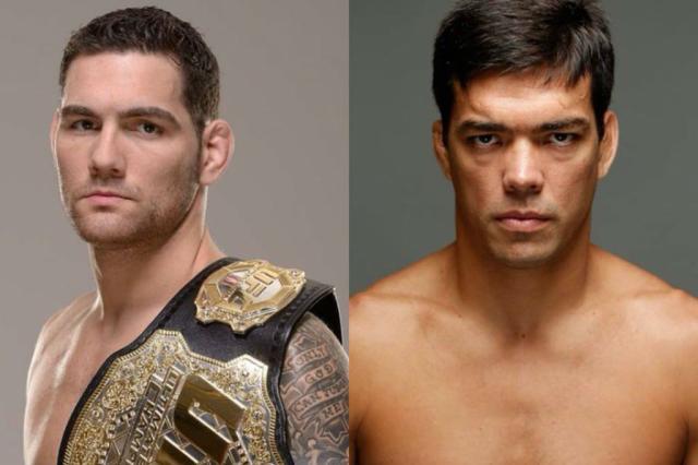 Com TRT proibida em Nevada, Vitor Belfort sai de luta e Lyoto Machida disputa cinturão contra Chris Weidman UFC/Divulgação/