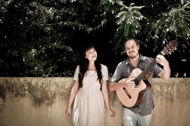 Disco de estreia de Meliza e Piero é novidade cheia de frescor na música de SC Jessé Giotti/Agência RBS