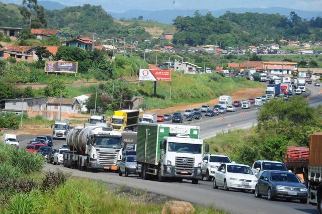 Acompanhe informações do trânsito nas rodovias de Santa Catarina Caio Marcelo/Agencia RBS